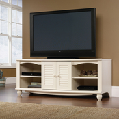 Sauder Harbor View Home Entertainment Credenza