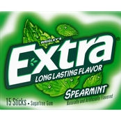 Extra Spearmint Slim Pack