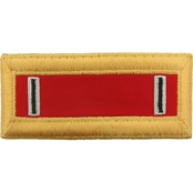 Army CW5 Field Artillery Male Shoulder Straps