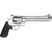 S&W 460XVR 460 S&W 8.38 in. Barrel 5 Rnd Revolver Stainless Steel