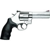 S&W 686 357 Mag 4 in. Barrel 6 Rnd Revolver Stainless Steel