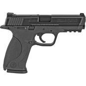 S&W M&P 9mm 4.25 in. Barrel 17 Rnd 2 Mag Pistol Black