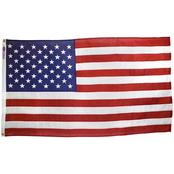 Annin 5 x 9.5 ft. Cotton U.S. Casket Flag
