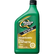 Quaker State Ultimate Durability 5W-30 Full Synthetic Motor Oil