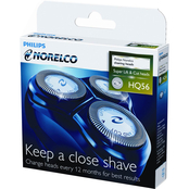 Philips Norelco Replacement Shaving Heads for Reflex Plus and Micro Shaver