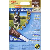 Hartz UltraGuard Pro Flea and Tick Drops for Dogs and Puppies 60 to 150 lb.
