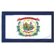 Annin Flagmakers West Virginia State Flag