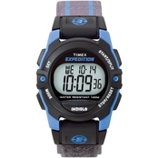 Timex Women's Expedition Digital Chrono Alarm Timer Watch 33mm 496629J