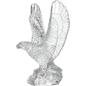 Waterford Fred Curtis Crystal Eagle Sculpture