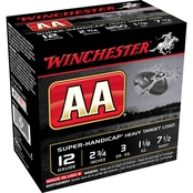 Winchester Super Handicap 12 Ga. 2.75 in. #7.5 Shotshell, 25 Rounds