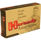Hornady Superformance .204 Ruger 32 Gr. V-Max, 20 Rounds