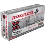Winchester Super-X 7mm WSM 150 Gr. Power Point, 20 Rounds