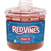 Red Vines Original Red Twists Jar 56 oz.