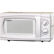 Simply Perfect 0.6 cu. ft., 600W Dial Microwave