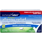 Exchange Select Allergy Relief Tablets
