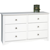 Prepac Monterey Children's 6 Drawer Dresser