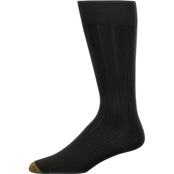 Gold Toe Men's Hampton Casual Basic Socks 3 Pk.
