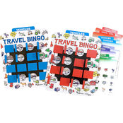 Melissa & Doug Flip to Win Travel Bingo Game