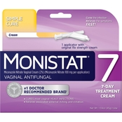 Monistat 7 Day Simple Cure Cream