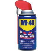 WD-40 Lubricant Spray with Smart Straw 8 Oz.