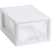 Sterilite Small Drawer Stacking Storage Drawer