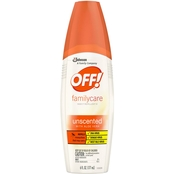 OFF! Family Care Spritz Unscented Insect Repellent