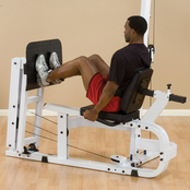 Body-Solid Leg Press / Calf Press Station