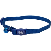 Safe Cat Adjustable Snag-Proof Nylon Breakaway Collar