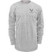Air Force Long Sleeve Physical Training Tee