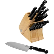 Chicago Cutlery Essentials 15 Pc. Knife Block Set