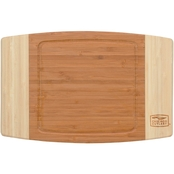 Chicago Cutlery Bamboo Cutting Board