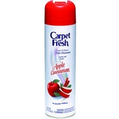 Carpet Fresh No-Vacuum Carpet Refresher  Apple Cinnamon 10.5 Oz.