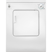 Whirlpool 3.4 Cu. Ft. Electric Compact Dryer