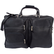 Piel Luggage Leather Complete Carry All Bag