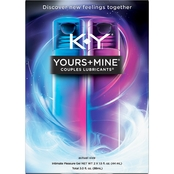 K-Y Yours + Mine Couples Personal Lubricant and Intimate Gel