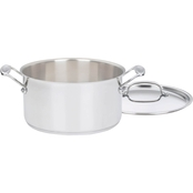 Cuisinart Chef's Classic Stainless Steel Covered Stockpot
