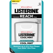 LISTERINE Cool Mint Floss