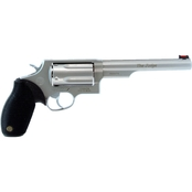 Taurus Judge 410 Ga. 2.5 in. Chamber 45 LC 6.5 in. Barrel 5 Rnd Revolver Blued
