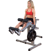 Body-Solid CAM Series Seated Leg Extension and Curl