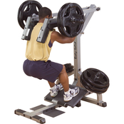 Body-Solid Leverage Squat and Calf Raise Machine