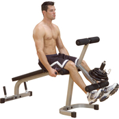 Body-Solid PowerLine Leg Extension and Curl Machine