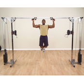 Body-Solid Lat Pull-Up / Chin-Up Station