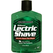 Williams Lectric Shave Original with Green Tea Complex