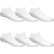 Fruit of the Loom Low Cut Socks 6 Pk.