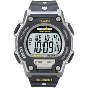 Timex Men's Digital Ironman Triathlon Endure Shock 30 Lap Watch 42mm 5K1959J