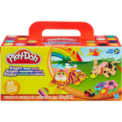 Playdoh Super Color Pack