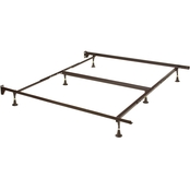 Hillsdale Headboard Rails 5 Leg Support