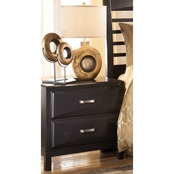 Signature Design by Ashley Kira 2 Drawer Nightstand