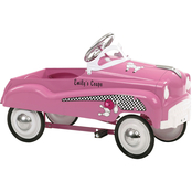 Pacific Cycle Pink Lady Pedal Car