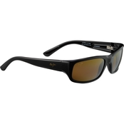 Maui Jim Stingray Plastic Wrap PolarizedPlus 2 Sunglasses H279-03F
